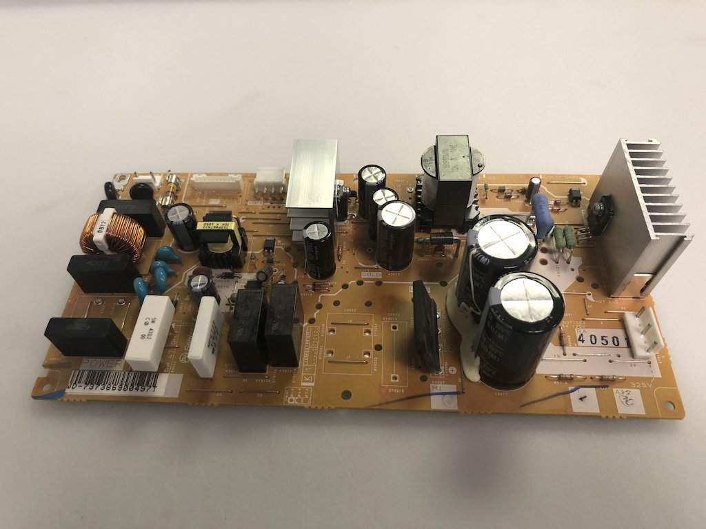 Mitsubishi 934c329001 Power Supply For Wd 65c9 Torres Tv