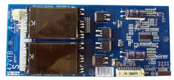 LG Philips 6632L-0487B Backlight Inverter Slave
